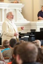 Last Bach Choir noon concert of the 2011-2012 season.
