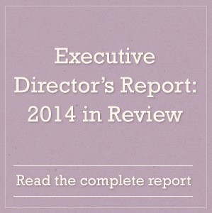 Executive Directors box - 2014