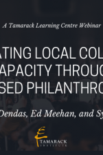 Cultivating Local Collective Impact Capacity Through Place-Based Philanthropy