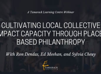 Cultivating Local Collective Impact Webinar 2019 Tamarack Institute