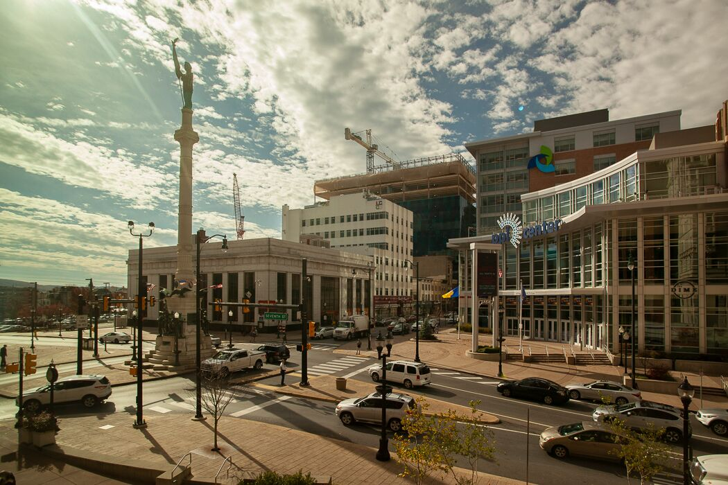 Downtown Allentown